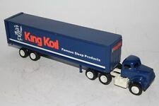 Winross 1970's King Koil Famous Sleep Products Semi Truck, Nice Original