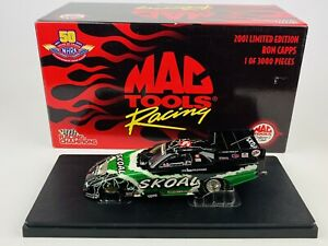Ron Capps 2001 Chevy Camaro NHRA Funny Car 1:24 Scale Racing Champions Mac Tools