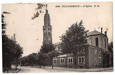 CPA 93 - VILLEMOMBLE (Seine Saint Denis) - 6404. L'Eglise - E. M.