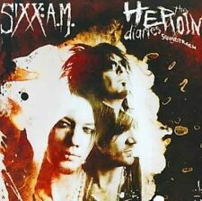 Heroin Diaries Soundtrack by Sixx A.m. CD 846070017124