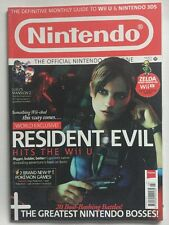 Official Nintendo Magazine Issue 92 March 2013 Wii U 3DS Resident Evil Zelda