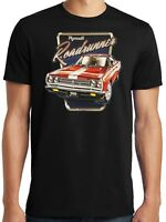 PubliciTeeZ Big and Tall Licensed 1969 Plymouth Roadrunner T-Shirt Big Sizes