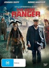 The Lone Ranger (DVD, 2013)