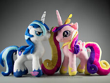 My Little Pony Princess Cadance & Shining Armor Plush Bundle UK Quality Stock