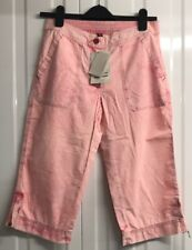 Murphy & NYE Sailmakers Health Shorts/Trousers, Pink, W29, BNWT