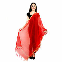 Traditional indian Women's Stole-Scarves Long -Shawl-dupatta-chunni-Scarf-Wrap