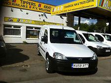 Vauxhall Combo 1.7CDTi 16v 2000 Crew 2008/58 NO VAT !!!!!