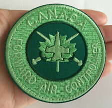 CANADA FORWARD AIR CONTROLLER Patches ARMY Morale Hook EMBROIDERY PATCH Badge