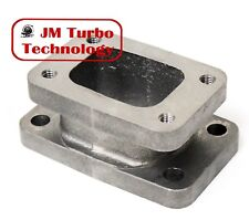 T3 to T25 T28 Turbocharger Turbo Manifold Flange T3/T4 GT25 Adapter Conversion