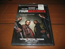 Four Brothers (DVD, 2005, Widescreen) BRAND NEW SEALED!!