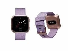 Fitbit Versa Smartwatch - Lavender Special Edition - One Size (S & L Bands)
