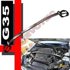Front Strut Tower Bar For 2003-2006 Infiniti G35 VQ35 4DR Sedan 03-07 G35 Coupe