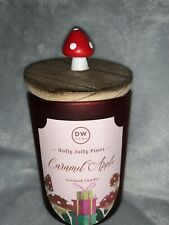 DW HOME Richly Scented Candle - Caramel Apple - 7.3oz (207g) - Medium size