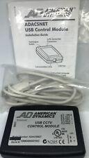 AMERICAN DYNAMICS USB CCTV CONTROL MODULE NIB