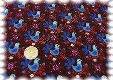 Pioupiou Stretch-Jersey braun Hilco Shirtstoff Baumwoll-Jersey 50 cm Kinderstoff