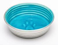 Loving Pets Le BOL Dog Bowl, Large, Seine Blue