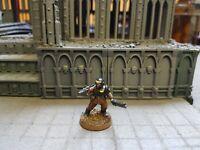 4x Gothic edges with skulls - Warhammer necromunda killteam