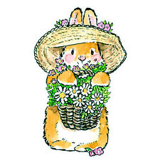Penny Black Rubber Stamp *Bunny Bouquet* 4067K  297151