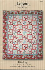 Jitterbug ~ Quilt Quilting Pattern ~ by Perkins Dry Goods 146