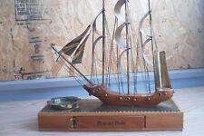 Mar del Plata Ship Ashtray