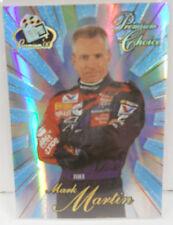 2000 Press Pass Premium Racing Mark Martin Riflettore Inserto Carta #69