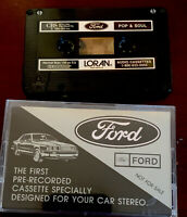 Ford Pop Country Soul Classical (1985 Car Demo Tape) Cassette Tape 😎 Rare