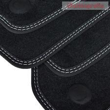 Mattenprofis Velour Fußmatten für Mercedes M-Klasse ML W166 ab Bj.6/2011 DN
