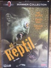 THE REPTILE - Hammer Collection - Noel Willman - Region 2 DVD