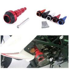 2PCS Aluminum Alloy Motorcycle Frame Slider Anti Crash Falling Engine Protector