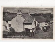 Pillar Cottage Hawkshead Vintage RP Postcard 628a