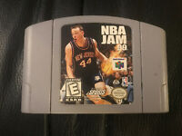 NBA Jam 99 (Nintendo 64, 1998)