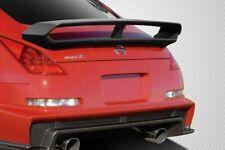Fit Nissan 350Z Z33 Coupe 03-08 Carbon Creations Carbon Fiber N-3 Wing Spoiler