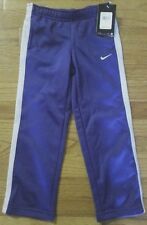NIKE Girl's Sz 5 Therma-Fit Performance Athletic Pants PURPLE NEW NWT msrp $36
