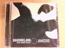 CD PROMO RARE / BAUCHKLANG / JAMZERO / NEUF SOUS CELLO