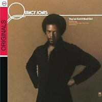 Quincy Jones - You've Got It Bad Girl [CD]