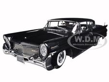 1958 LINCOLN CONTINENTAL MARK III BLACK 1/18 PLATINUM EDITION BY SUNSTAR 4714
