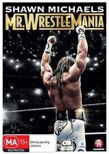WWE: Shawn Michaels: Mr. Wrestlemania NEW R4 DVD