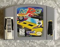 N64 MRC Multi Racing Championship Nintendo 64 Authentic Cartridge Cleaned TESTED