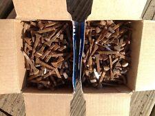 2 Boxes Used Horseshoe Nails (500+) Crafting - Jewelry - Welding - Western Decor