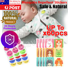30pc Anti-Toxic Natural Patches Mosquito Insect Bug Repellent Repeller Stickers