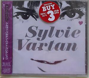 Sylvie VARTAN CD Irrésistiblement Best Collection  JAPON 2002