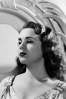 Deanna Durbin beautiful glamour pose in profile 11x17 Mini Poster