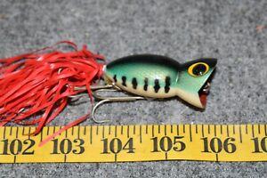 Arbogast Hula Popper Fishing Lure