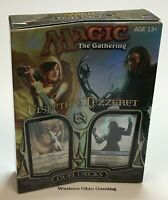MTG Magic Elspeth vs. Tezzeret Duel Decks NEW The Gathering Deck English