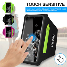 Running Armband Jogging Gym Arm Band Pouch Cell Phone Bag Case for Sport Cycling