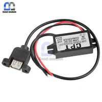 DC Converter Module 12V To 5V  A Type USB Output Power Adapter 3A 15W