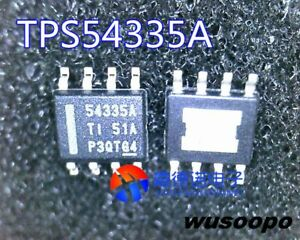 5PC 54335A TPS54335ADDAR TPS54335A SOP8