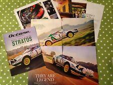 Lancia Stratos Hf (Monte Carlo Rally) Sandro Munari Car - Classic Test Article