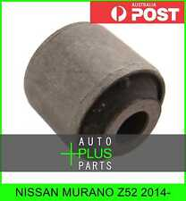 Fits NISSAN MURANO Z52 2014- - Rubber Suspension Bush Rear Assembly