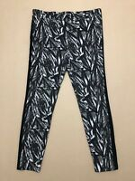 Scanlan Theodore Pants Womens ~ Size 12 ~ Great Cond Trousers Patterned Print